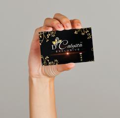 LuPiX Business Card Sample