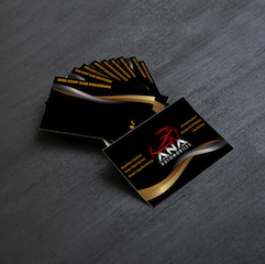 LuPiX Business Cards Sample 2